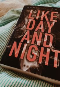 Like day and night
